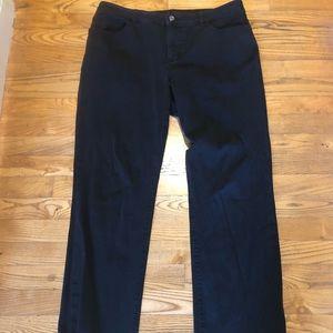 Black Chaps Jeans